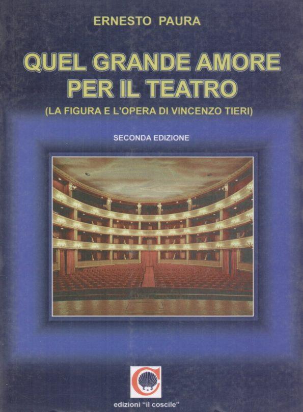 Il grande amore per il teatro