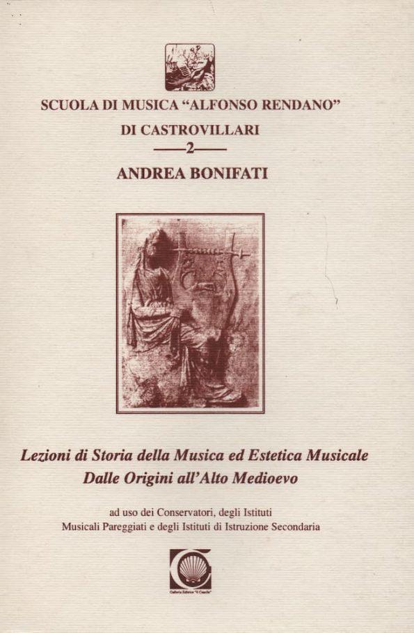 Lezioni di storia della musica ed estetica musicale