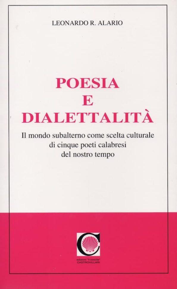 Poesia e dialettalità